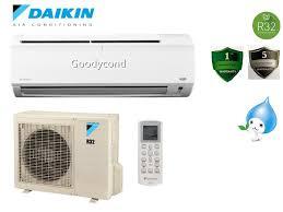 daikin r32 wall mounted air conditioner