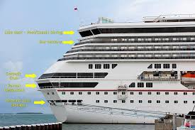 Carnival Conquest Deck Plans by 22 2018 Carnival Cruise Line Location Punchaos Com