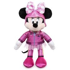 Mickey And Minnie Mouse Bathroom Ideas by Minnie Mouse Plush Mickey And The Roadster Racers Small 10