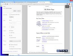 Dialog Page Setup Print Preview Chrome 34