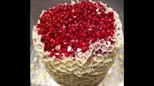 granatapfel schokoladen torte شب يلدا