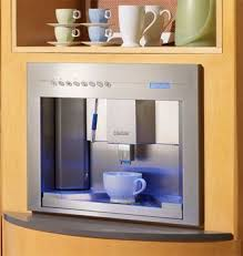 In Wall Coffee Maker Built Turning Your