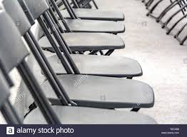 Rows Of Black Folding Chairs Empty In A Conference Room Stock Photo ... Office Conference Tables Used Justheitcom China Modern Fashionable Mesh Ergonomic Chair Foldable School Pin By Prtha Lastnight On Room Ideas Low Budget In 2019 Folding Table And Chairs Amazoncom Gfl Home Room Appealing Bamboo With Canvas Cover And Reading For Sale Ap Ding Storage Facil Fniture Small Fold Tablemeeting Wheels Fnitures 6ft Plasticng Cheap Covers Walmart In Store Boardroom Source White Height For Banquet