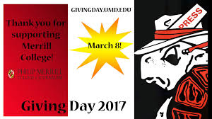 Umd It Help Desk by Giving Day 2017 Philip Merrill College Of Journalism