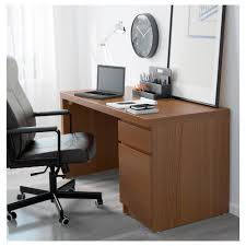 Ikea Malm White Office Desk by Nice Brown Office Desk Malm Desk Black Brown Ikea Home Design