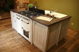 comptoir de c駻amique cuisine meuble de cuisine en bois noir élégant bol céramique comptoir