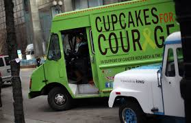 100 Cupcake Truck Chicago Curbside Cupcakes For The Court Northwest