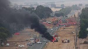 100 Lara Truck Sales Accident Motorist Dies In Bacchus Marsh Rd Crash Geelong
