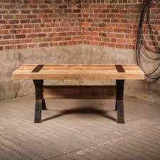 Industrial Style Rustic Elk Dinning Table