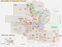 Caesars Palace Front Desk by Ceasar U0027s Palace Indoor Map Las Vegas Trip 2015 Pinterest