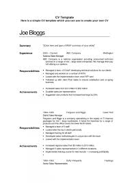 100 Basic Resume Example 014 Sample For High School Graduate Philippines