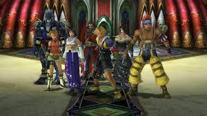 Final Fantasy Theatrhythm Curtain Call Best Characters by List Of Final Fantasy X Characters Final Fantasy Wiki Fandom