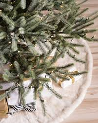 Unlit Artificial Christmas Trees Made In Usa by Sanibel Spruce Balsam Hill