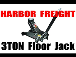 harbor freight 3 ton jack review maintenan youtube