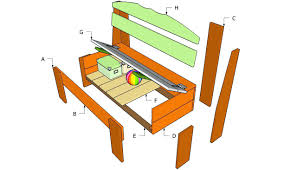 bedroom storage bench seat plans to build benchplans for with bay