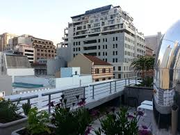 100 The Grand Daddy Hotel Sky Bar At Restaurant In Cape Town