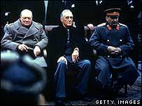 Churchills Iron Curtain Speech Bbc by Bbc News Europe What The Real Cold War Meant