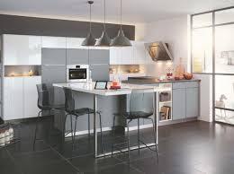 cuisines grises cuisine grise mobalpa déco cuisines grises mobalpa