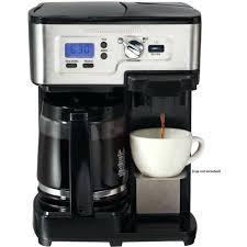 Flexbrew Coffee Maker Instructions Hamilton Beach Parts How To Use