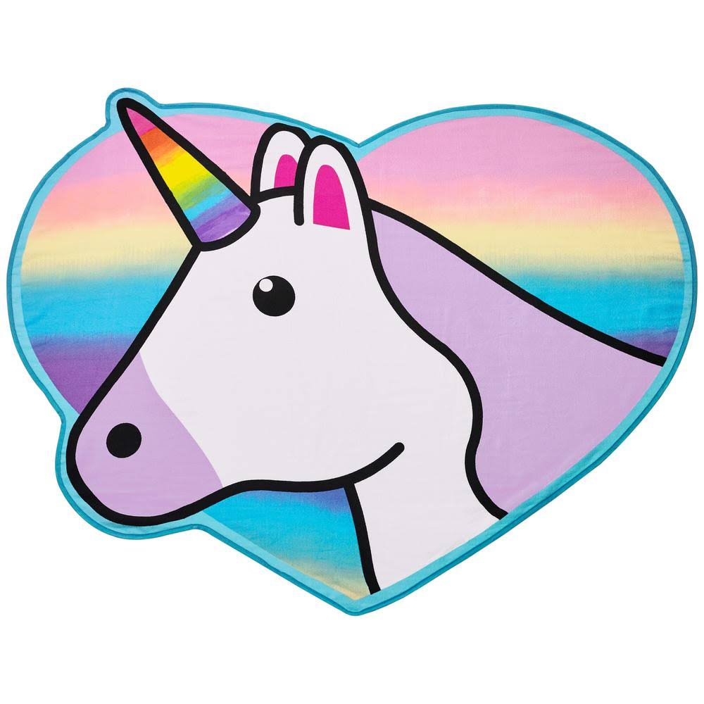 Unicorn Dreams Beach Blanket