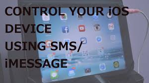Control your iOS Device Remotely Hack iMessage SMS