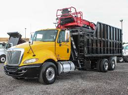 100 Don Baskin Truck Sales USED 1989 FORD F700 GRAPPLE TRUCK FOR SALE FOR SALE IN 109407