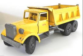 Vintage 1950's Mic Smith Miller Pressed Steel Yellow Hydraulic Dump ... 1967 Kaiser Jeep 5 Ton Military Dump Truck 2005 Mack Cv713 A Good Owner Manual Example Trucks Equipment For Sale Equipmenttradercom Bangshiftcom M1070 Okosh Roofing American National Toy Free Appraisals Autocar Ford In North Carolina Used On 2006 Intertional 4300 14 Oxbuilt Box W Fold 1970 Lafrance Fire Cversion Custom Western Star Picture 40251 Photo Gallery