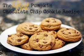 Libbys Soft Pumpkin Cookie Recipe by The Best Pumpkin Chocolate Chip Cookies Pre Thanksgiving Dinner