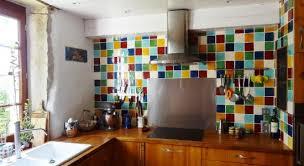 cr ence couleur cuisine best faience coloree cuisine photos design trends 2017 shopmakers us