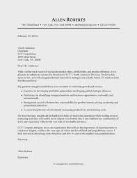 Cover Letter Examples For Job Ceo Sample Relaxing Of A Resume