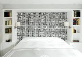 chambre tapisserie deco deco tapisserie chambre adulte photo galerie papier peint chambre