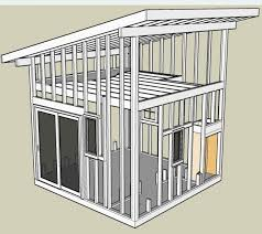 8x6 Storage Shed Plans by Interior Shed Roof Loft How To Build A Small Shed U2013 Plans And