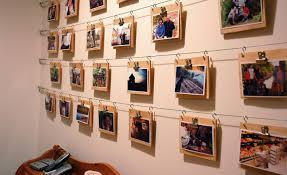 Unique Photo Display Ideas