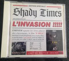 Eminem Shady Times L Invasion CD at Discogs