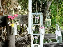 Image Of Rustic Engagement Party Decorations