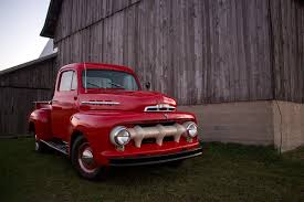 100 We Buy Trucks 1951 Ford F1 Jessica Ankney Hagerty Articles