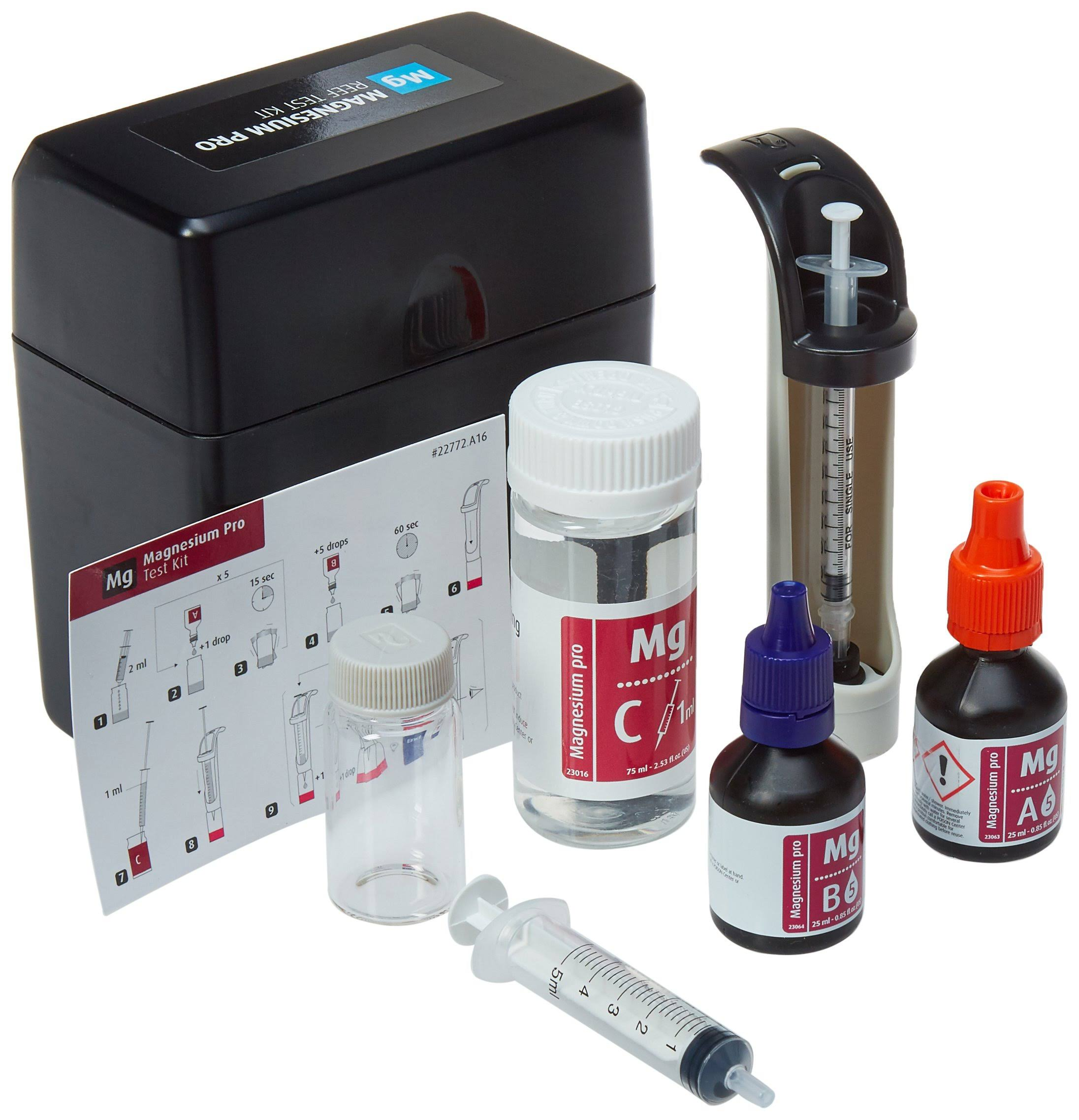 Red Sea Magnesium Pro Test Kit
