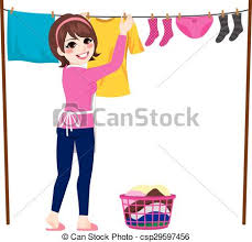 Drying Clothes Vector Clip Art Illustrations 3162 Clipart EPS Drawings Available To Search From Thousands Of Royalty Free