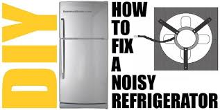 Ceiling Fan Humming Noise by How To Fix A Noisy Refrigerator Fan Motor Troubleshooting