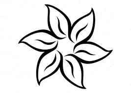 Coloring Pages Flowers Printable