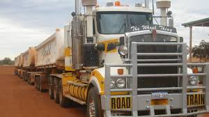 100 Brown Line Trucking Outback Australia YouTube
