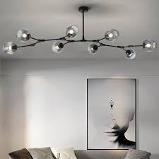mdwell nordic beleuchtung innen beleuchtung wohnzimmer hintergrundbeleuchtung loft vintage suspension beleuchtung led dach licht