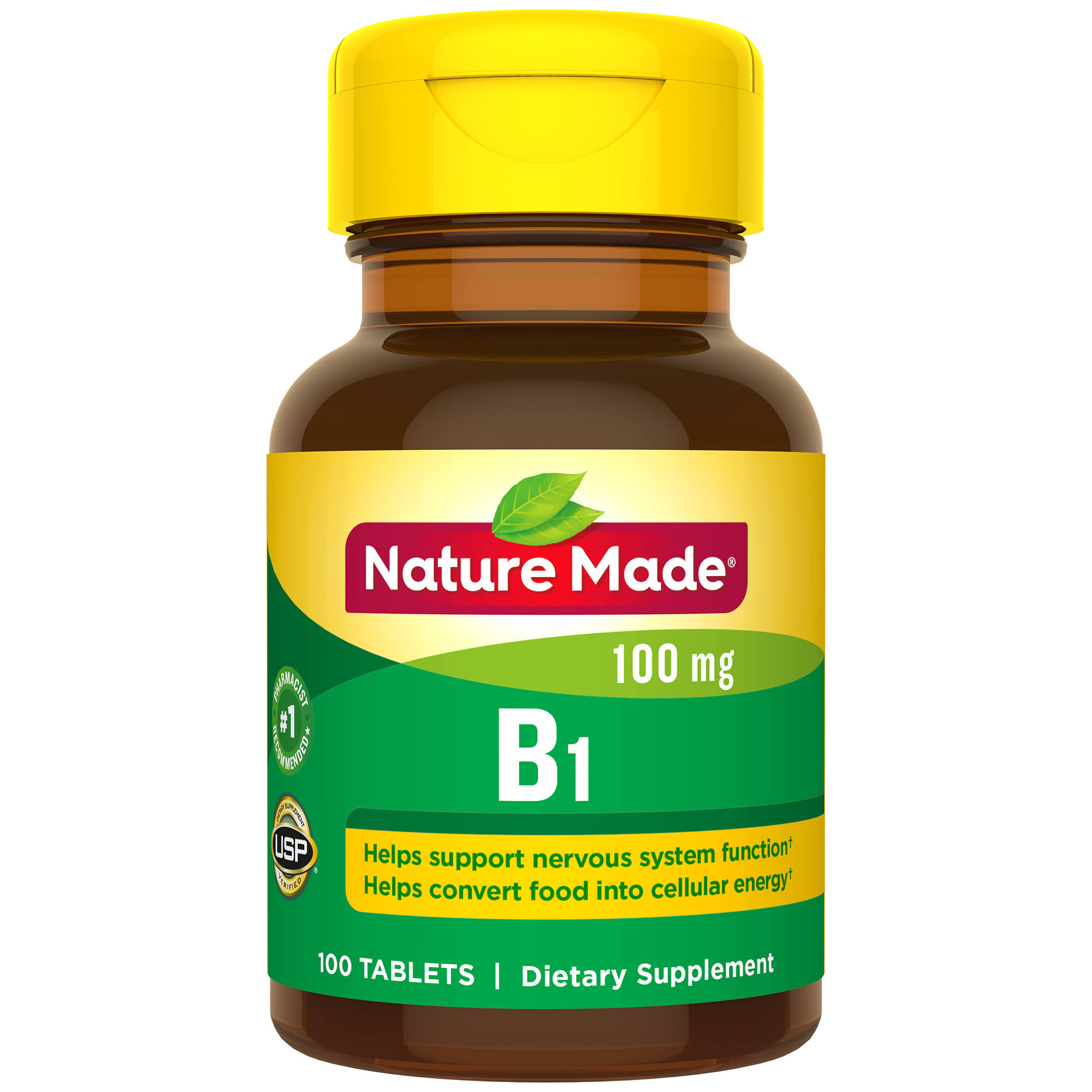 Nature Made Vitamin B-1