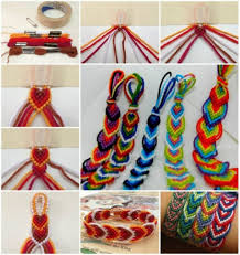 DIY Craft Bracelets