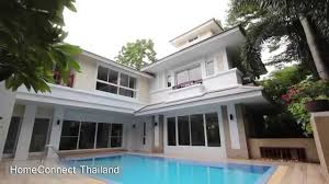 4 Bedroom Houses For Rent by 4 Bedroom House For Rent In Sukhumvit Pc007937 Youtube