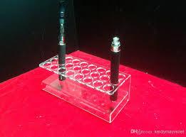 Acrylic Atomizers Display Stand E Liquid Holder Ego Ecig Pen 2018 From Kerdymayviolet 629