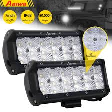 Cheap Atv Off Road Lights, Find Atv Off Road Lights Deals On Line At ... Poppap 300w Light Bar For Cars Trucks Boat Jeep Off Road Lights Automotive Lighting Headlights Tail Leds Bulbs Caridcom Lll203flush 3 Inch Flush Mount 20 Watt Lifetime 4pcs Led Pods Flood 5 24w 2400lm Fog Work 4x 27w Cree For Truck Offroad Tractor Wiring In Dodge Diesel Resource Forums Best Wrangler All Your Outdoor 145 55w 5400 Lumens Super Bright Nilight 2pcs 18w Led Yitamotor 42 400w Curved Spot Combo Offroad Ford Ranger