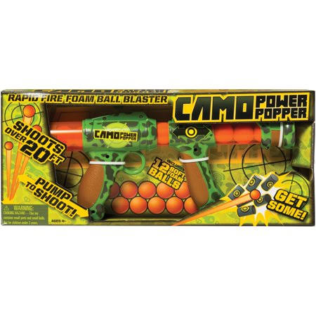Hog Wild Camo Power Popper