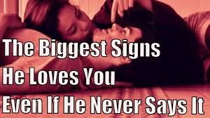 10 Ways To Know If A Man Truly Loves You PS I Love You