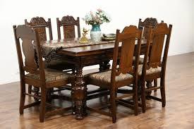Antique Dining Room Furniture 1920 Luxury Tudor Design 1925 Regarding Buffet Server Style